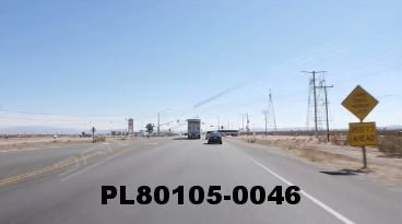 Vimeo clip HD & 4k Driving Plates Mojave Desert, CA PL80105-0046
