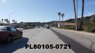 Vimeo clip HD & 4k Driving Plates Malibu, CA PL80105-0721