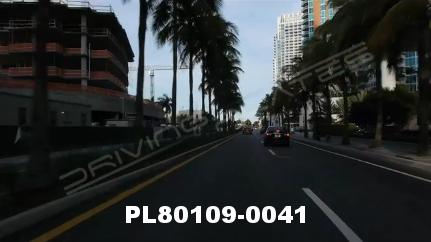 Vimeo clip HD & 4k Driving Plates Miami, FL PL80109-0041