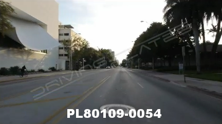 Vimeo clip HD & 4k Driving Plates Miami, FL PL80109-0054