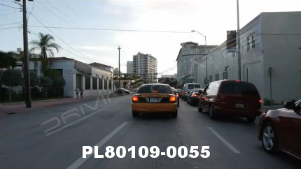 Copy of Vimeo clip HD & 4k Driving Plates Miami, FL PL80109-0055