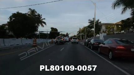 Copy of Vimeo clip HD & 4k Driving Plates Miami, FL PL80109-0057