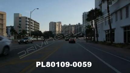 Vimeo clip HD & 4k Driving Plates Miami, FL PL80109-0059