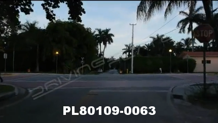 Copy of Vimeo clip HD & 4k Driving Plates Miami, FL PL80109-0063