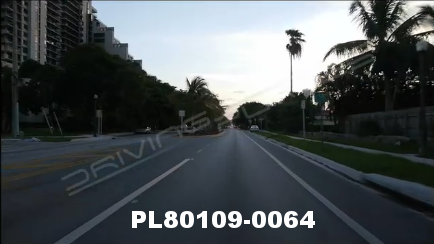 Copy of Vimeo clip HD & 4k Driving Plates Miami, FL PL80109-0064