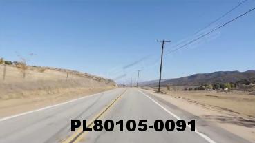Vimeo clip HD & 4k Driving Plates Palmdale, CA PL80105-0091