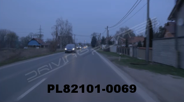 Vimeo clip HD & 4k Driving Plates Prague, Czech Republic PL82101-0069