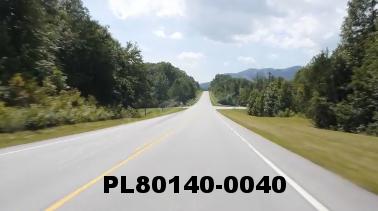 Vimeo clip HD & 4k Driving Plates Blue Ridge Hwy, SC PL80140-0040