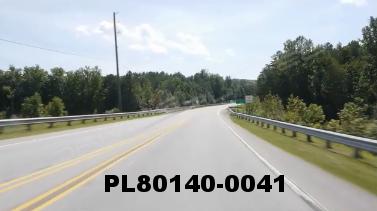Vimeo clip HD & 4k Driving Plates Blue Ridge Hwy, SC PL80140-0041