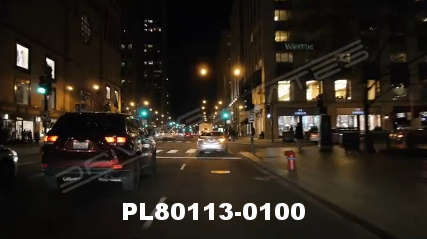 Vimeo clip HD & 4k Driving Plates Chicago, IL PL80113-0100
