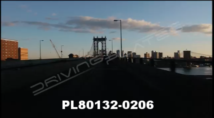 Vimeo clip HD & 4k Driving Plates New York City PL80132-0206