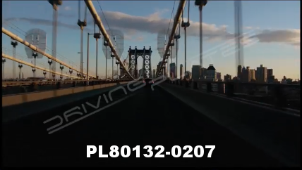 Vimeo clip HD & 4k Driving Plates New York City PL80132-0207