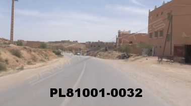 Vimeo clip HD & 4k Driving Plates Ouarzazate, Morocco PL81001-0032