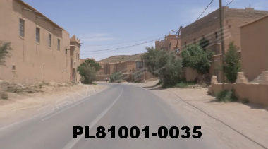 Vimeo clip HD & 4k Driving Plates Ouarzazate, Morocco PL81001-0035