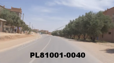 Vimeo clip HD & 4k Driving Plates Ouarzazate, Morocco PL81001-0040
