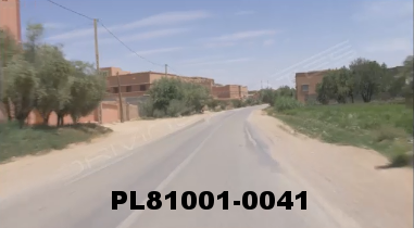 Vimeo clip HD & 4k Driving Plates Ouarzazate, Morocco PL81001-0041