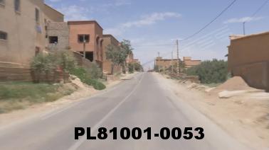 Vimeo clip HD & 4k Driving Plates Ouarzazate, Morocco PL81001-0053