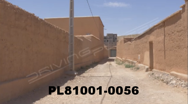 Vimeo clip HD & 4k Driving Plates Ouarzazate, Morocco PL81001-0056