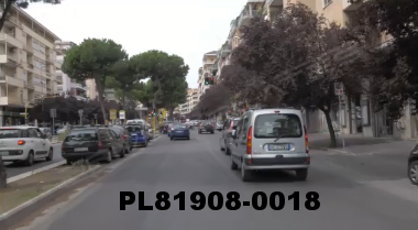Vimeo clip HD & 4k Driving Plates Rome, Italy PL81908-0018
