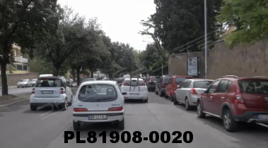 Vimeo clip HD & 4k Driving Plates Rome, Italy PL81908-0020