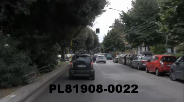 Vimeo clip HD & 4k Driving Plates Rome, Italy PL81908-0022