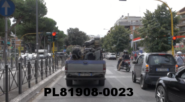 Vimeo clip HD & 4k Driving Plates Rome, Italy PL81908-0023