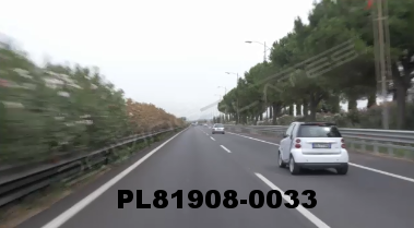 Vimeo clip HD & 4k Driving Plates Rome, Italy PL81908-0033