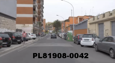 Vimeo clip HD & 4k Driving Plates Rome, Italy PL81908-0042