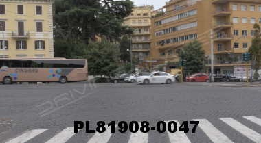 Vimeo clip HD & 4k Driving Plates Rome, Italy PL81908-0047
