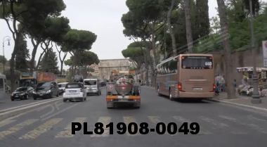 Vimeo clip HD & 4k Driving Plates Rome, Italy PL81908-0049