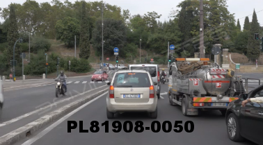 Vimeo clip HD & 4k Driving Plates Rome, Italy PL81908-0050