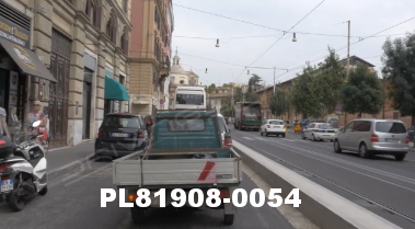 Vimeo clip HD & 4k Driving Plates Rome, Italy PL81908-0054