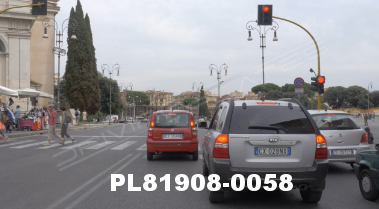 Vimeo clip HD & 4k Driving Plates Rome, Italy PL81908-0058