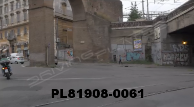 Vimeo clip HD & 4k Driving Plates Rome, Italy PL81908-0061