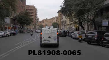 Vimeo clip HD & 4k Driving Plates Rome, Italy PL81908-0065