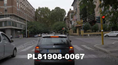 Vimeo clip HD & 4k Driving Plates Rome, Italy PL81908-0067