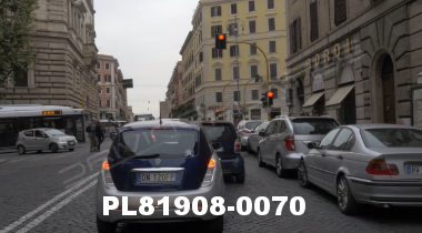 Vimeo clip HD & 4k Driving Plates Rome, Italy PL81908-0070