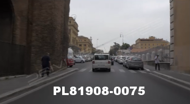 Vimeo clip HD & 4k Driving Plates Rome, Italy PL81908-0075