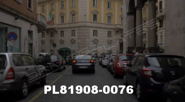 Vimeo clip HD & 4k Driving Plates Rome, Italy PL81908-0076