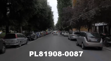 Vimeo clip HD & 4k Driving Plates Rome, Italy PL81908-0087