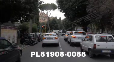 Vimeo clip HD & 4k Driving Plates Rome, Italy PL81908-0088