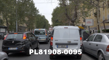 Vimeo clip HD & 4k Driving Plates Rome, Italy PL81908-0095