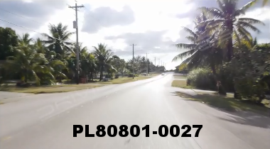 Vimeo clip HD & 4k Driving Plates Saipan, CNMI PL80801-0027