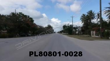 Vimeo clip HD & 4k Driving Plates Saipan, CNMI PL80801-0028