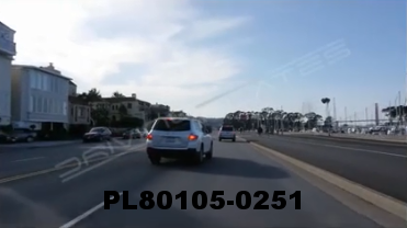 Vimeo clip HD & 4k Driving Plates San Francisco, CA PL80105-0251