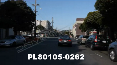 Vimeo clip HD & 4k Driving Plates San Francisco, CA PL80105-0262