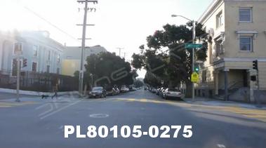 Vimeo clip HD & 4k Driving Plates San Francisco, CA PL80105-0275
