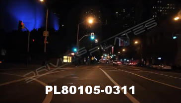 Vimeo clip HD & 4k Driving Plates San Francisco, CA PL80105-0311