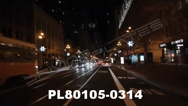 Vimeo clip HD & 4k Driving Plates San Francisco, CA PL80105-0314
