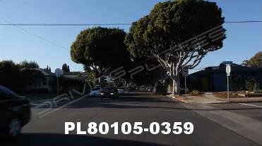 Vimeo clip HD & 4k Driving Plates Santa Monica, CA PL80105-0359